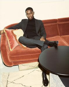 Damson Idris King Outfit, Masculine Interior, Best Shopping Sites, Men Street, Classic Man, Hot Boys, My King, Celebrity Style, Madrid