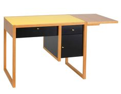 Writing Desk by Josef Albers   From a unique collection of antique and modern desks and writing tables at https://www.1stdibs.com/furniture/tables/desks-writing-tables/