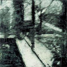 27 Settembre 1992 oil on canvas cm. 90x90