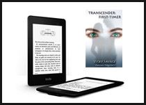 Ensconced in YA is giving away one Kindle Paperwhite with a Transcender custom case plus both Transcender books by Vicky Savage to ONE lucky entrant.