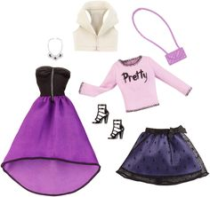 a website to get Barbie clothes with out the Barbi - Fashion Look 2 Pack 6