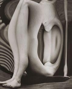 Distortion #48; André Kertész (American, born Hungary, 1894 - 1985); Paris, France; 1933; Gelatin silver print; 24.1 x 19.4 cm (9 1/2 x 7 5/8 in.); 85.XM.176.5; J. Paul Getty Museum, Los Angeles, California
