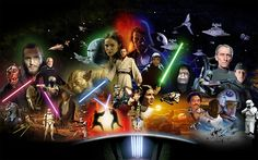 Feliz Star Wars Day! May the 4th be with you