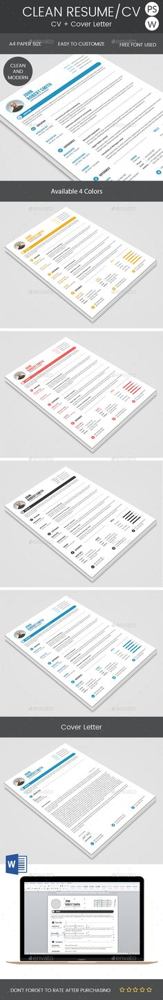 Professional Resume \ Cover Letter Resume cover letters - resumes by design