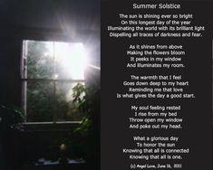 summer solastice poems   Likes: