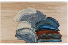 Howard Hodgkin,arriving Oil on wood,Theresa Sackler At the Hepworth Wakefield. Howard Hodgkin, Art Quiz, Gagosian Gallery, Hans Peter, Small Drawings, First Art, Art World, Online Art, New Art