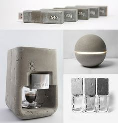 Concrete products.