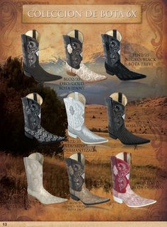 Unique Show Stoppers, Head Turners For Men and Women Will Turner, Boots For Sale, Men And Women, Cowboy Boots, Unique, Shoes, Black, Style, Fashion
