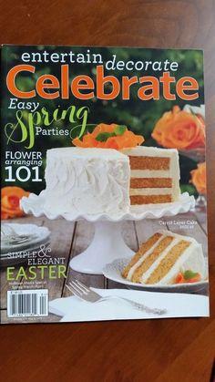 Phyllis Hoffman Celebrate Magazine March/April 2013 NEW!!