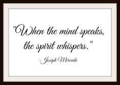 When The Mind Speaks - Digital Wisdom Calligraphy - Instant Delivery! by MasterMindWisdom on Etsy