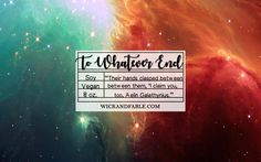 To Whatever End Throne of Glass Inspired Scented by WickandFable