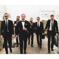 cool men walking - by @coryheenan