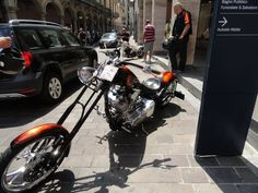"Big Bear Chopper ""Rage"" at Swiss Harley Days, Lugano Switzerland 8,9,10 July 2011"