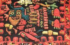 Anillado cruzado, técnica textil - http://acllahuasi.com/es/articulos-investigaciones/anillado-cruzado/
