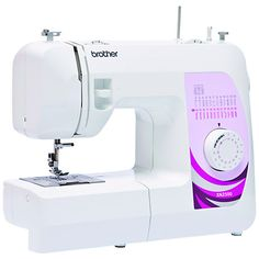 Brother XN2500 Sewing Machine for beginners -(start at the very beginning; it's a very good place to start.)