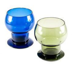 Viinilasi 1111 - Franck, Kaj Glass Design, Design Art, Yves Klein Blue, Vintage Kitchenware, Colored Glass, Finland, Modern Contemporary, Glass Art, Retro Vintage