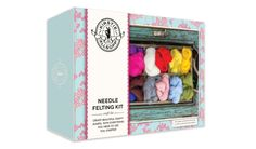 Kirstie Allsopp Needle Felting Kit exclusively available at Hobbycraft #craft #kirstieallsopp #kirstieallsoppcraftkits