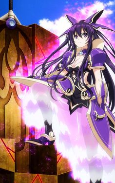 Tohka from date a live