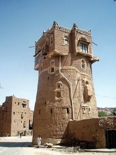 Tower House | old walled city of Shibam | Yemen