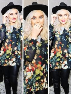 my name is perrie I'm so very fly oh my