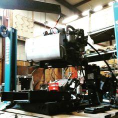 Rebuilding a generator here at Interstate Supplies and Services #rebuild #interstatesuppliesandservices #generator #gen #stallingsnc #monroenc #charlottenc #charlotte #monroe #stallings #local #unioncountychamber #indiantrailnc