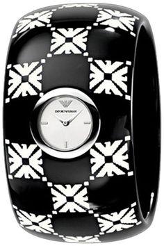 Unikt Emporio Armani ur. Klik på billedet for pris og detaljer!