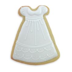 Religious Themed Cookie Cutters - Cookie Cutter Christening Dress