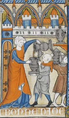 Wimple 2 Detail from La Somme le roy, France, late 13th century, Add MS 28162, f. 9v - See more at: http://britishlibrary.typepad.co.uk/digitisedmanuscripts/2016/02/london-fashion-week.html#sthash.g1aovLu8.dpuf