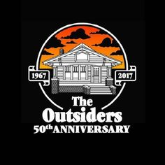 """Via The Outsiders House on Facebook: Susie Hinton had a hard time sorting out a title for her book The Outsiders. Here's a few examples of what the book may have been called: """"A Different Sunset"""" was the original title by Susie, """"The Greasers"""" or """"They Call Us Greasers"""", """"The Leather Jackets"""", """"The Switch-Blade Boys"""", """"The Long-Haired Boys"""", """"The Boys in Blue Jeans"""", """"Leather Jacket Heroes"""" and """"Wrong Side of the City"""". The final name of the book """"The Outsiders"""" was determined October 13…"""