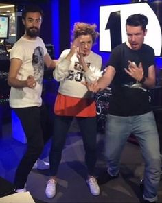 Bastille with Annie Mac