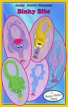 Crochet-Binky-Bibs-Baby-bib-pattern