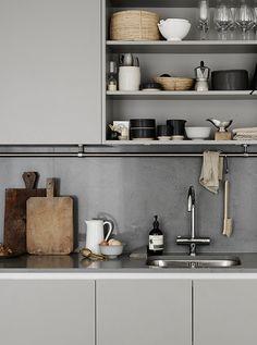 DESIGN TREND: Handle free kitchen cabinets | Kristofer Johnsson
