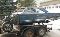 Dismantled Survivor: 1967 Dodge Coronet 500 - http://www.barnfinds.com/disassembled-survivor-1967-dodge-coronet-500/