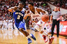 For the final six minutes of Monday night's first half against New Orleans, Indiana coach Tom Crean saw exactly what he wanted from his players: unselfishness and strong defense. -- #IUCollegeBasketball