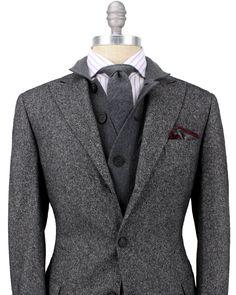 Donegal Tweed Suit