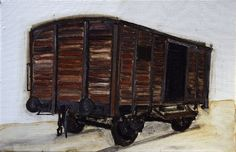 Boxcar 2 by Steph Goodger won the award for Best From The South of England at The National Open Art Competition - Exhibition on at Somerset House until October. Boxcar, Open Art, Art Competitions, Somerset, Original Artwork, Art Photography, October, England, Artists