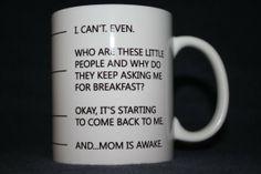 Funny Coffee Mug for Moms