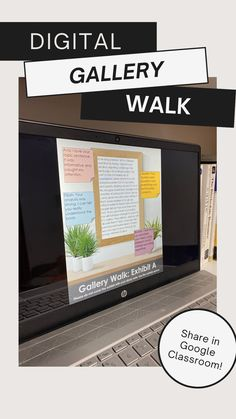 Wondering how to get your kids moving in the world of distance and hybrid learning? This bundle includes ten different group games and activities, like the all time favorite: GALLERY WALKS! Students will love this interactive method of examining various texts and artifacts. The best news? This gallery walk is easy to share through Google Classroom! It's perfect for face to face, remote, or hybrid classrooms. Check it out! Class Activities, Reading Activities, Learning Tools, Learning Resources, 7th Grade Ela, Ten Games, Kids Moves, Classroom Training, Bar Graphs