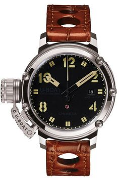 U-Boat Watch Chimera 43 Limited Edition #bezel-fixed #bracelet-strap-aligator #brand-u-boat #case-depth-16-3mm #case-material-steel #case-width-43mm #date-yes #delivery-timescale-call-us #dial-colour-black #gender-mens #limited-edition-yes #luxury #movement-automatic #official-stockist-for-u-boat-watches #packaging-u-boat-watch-packaging #style-dress #subcat-chimera #supplier-model-no-7226 #warranty-u-boat-official-2-year-guarantee #water-resistant-100m
