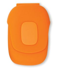 Take a look at this Orange Power Nap Cell Phone Holder by DCI on #zulily today!