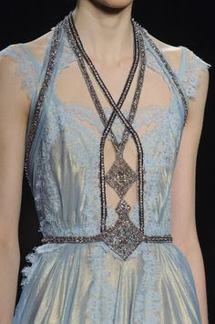 """couture-constellation: """" reem acra 