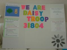 Six Girls' Mom: Our first Daisy Scout Meeting!