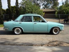 Datsun 510 This is the first car that I used to get to H. with a 4 speed manual Transmission Datsun 1600, Datsun Bluebird, Import Cars, Unique Cars, Japanese Cars, Small Cars, Jdm Cars, Collector Cars, Manual Transmission