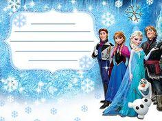 reine des neiges invitation gratuite à imprimer
