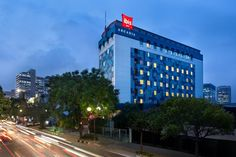 Ibis Jakarta Arcadia Hotel Jakarta Ideally located in the prime touristic area of Thamrin, Ibis Jakarta Arcadia Hotel promises a relaxing and wonderful visit. The property features a wide range of facilities to make your stay a pleasant experience. All the necessary facilities, including free Wi-Fi in all rooms, 24-hour security, convenience store, daily housekeeping, fax machine, are at hand. Guestrooms are designed to provide an optimal level of comfort with welcoming decor and some…