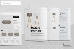 Buy Product Catalogue by egotype on GraphicRiver. Product Catalogue Design Template Minimal and Professional Work and Project Design Portfolio template for creative b. Catalogue Design Templates, Product Catalog Template, Ppt Template Design, Catalogue Layout, Invoice Design, Product Catalogue, Branding Design, Product Catalog Design, Brosure Design
