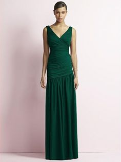 JY Jenny Yoo Bridesmaid Style JY506 by The Dessy Group in Hunter, $230
