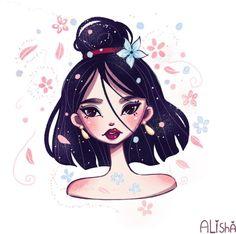 Character Design~ By Alisha