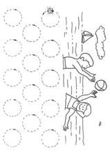 Pracovné listy: Grafomotorika - Album používateľky mery333 Pre Writing, Activity Sheets, Games For Kids, Arabic Calligraphy, Activities, Homework, Summer, Games For Children, Arabic Calligraphy Art