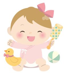 vintage baby cards a daughter is born Cute Little Baby Girl, Cute Babies, Baby Design, Baby Shawer, Baby Kids, 1 Monat Baby, Scrapbook Bebe, Baby Girl Clipart, One Month Baby